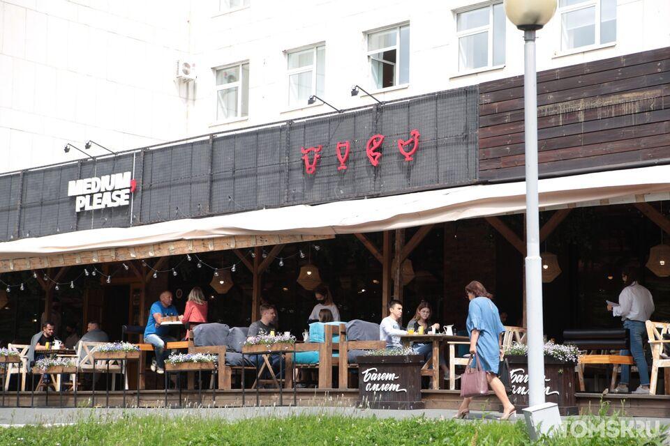 Приходим в норму: как начали работу летние кафе в Томске