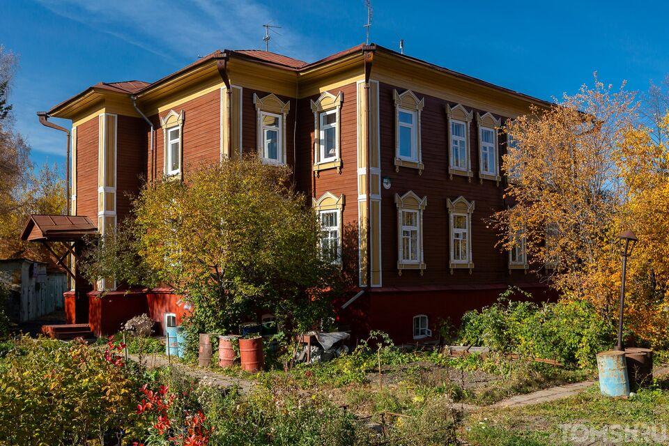 В Томске изменятся правила предоставления субсидий на ремонт деревянных домов