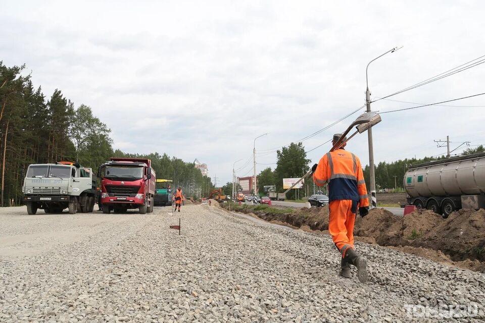 На финишной прямой: ремонт дорог по нацпроекту почти завершен
