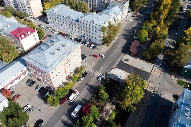 Мэр проверил ход работ по благоустройству улиц Томска