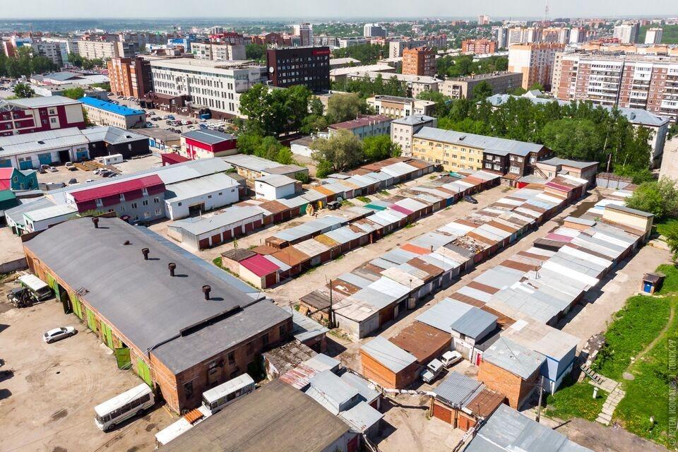 В 2020 году в Кировском районе снесено 130 незаконных гаражей и сараев