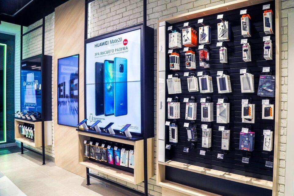 После ослабления режима ограничений томичи стали больше покупать смартфоны