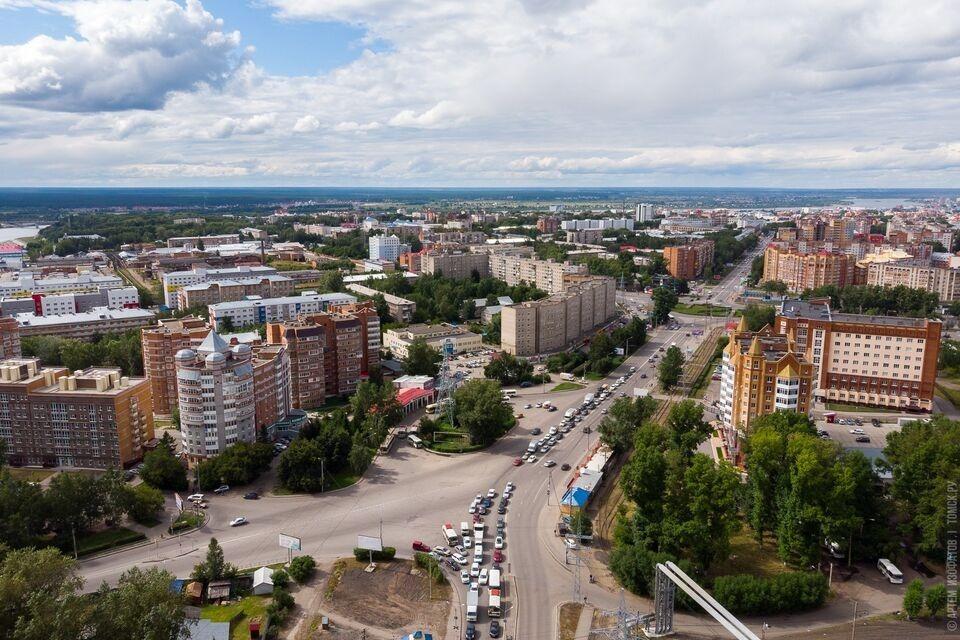 В Томске проводят дезинфекцию общественных пространств