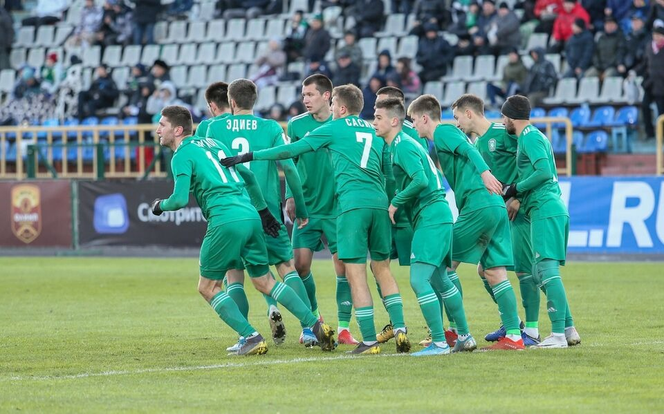 «Томь» проиграла свой первый матч в новом сезоне ФНЛ