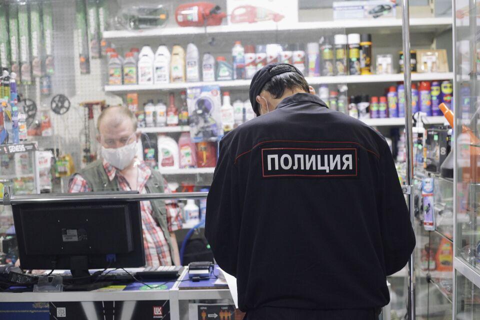 В Томске продолжают проверять, как магазины соблюдают меры профилактики COVID-19