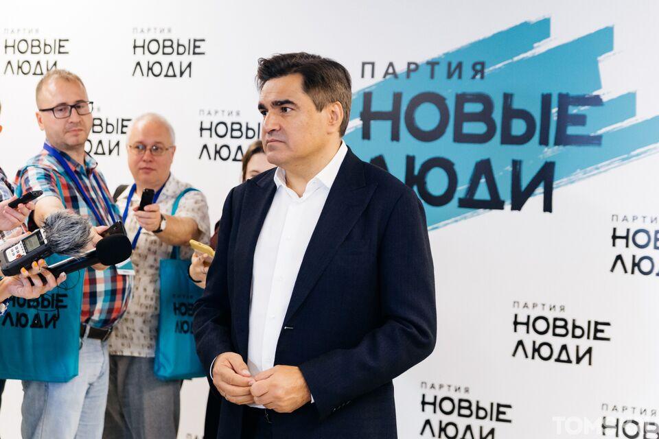 Основатель «Новых людей»: Томск — либеральный город