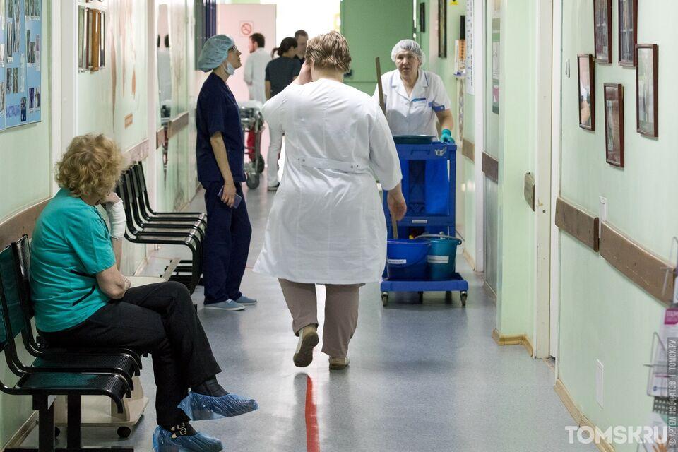 68 новых случаев коронавирусной инфекции зарегистрировано в Томской области