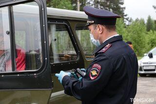 Инспекторы ДПС задержали очередную партию нетрезвых водителей