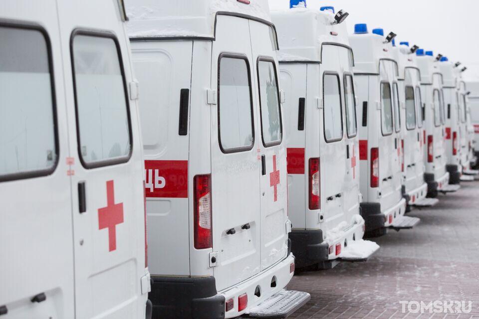 Больницу скорой помощи в Томске переоборудуют под ковидарий