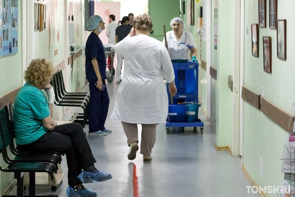 Еще два смертельных случая от коронавируса зафиксировали в Томской области