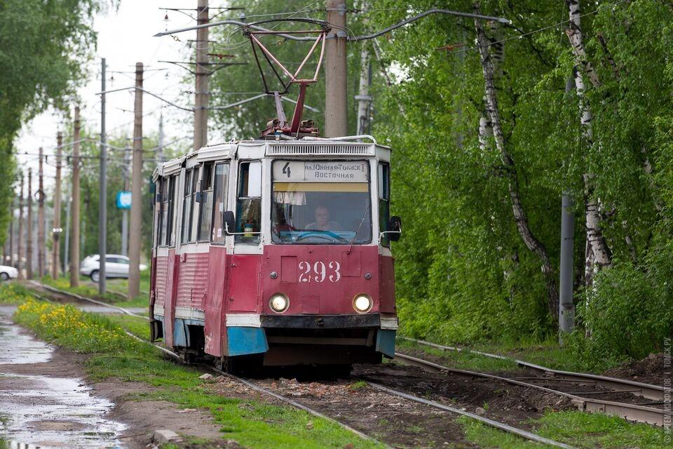 В Томске ежедневно дезинфицируют более 80 единиц электротранспорта