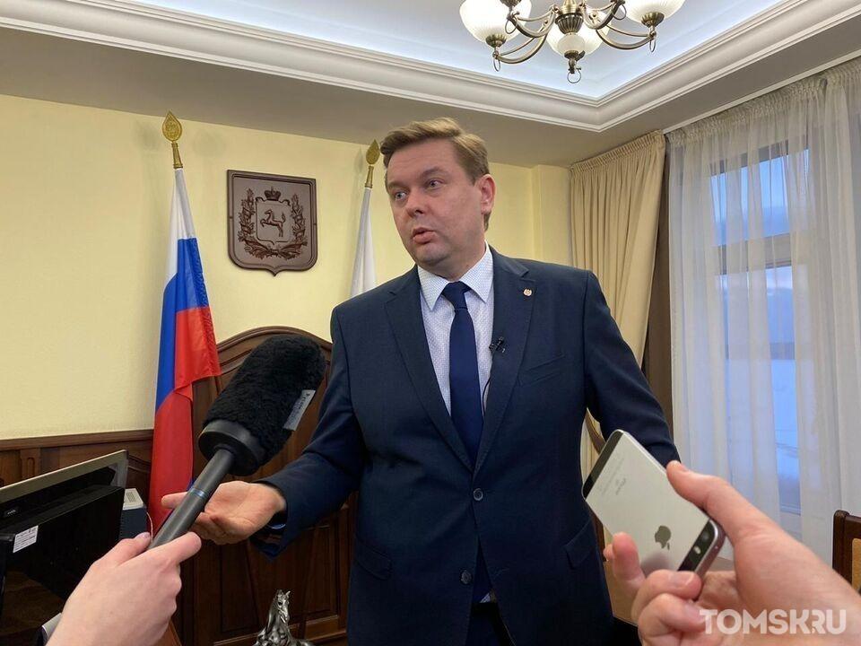 Томичи смогут задать вопросы по ситуации с COVID-19 Ивану Дееву