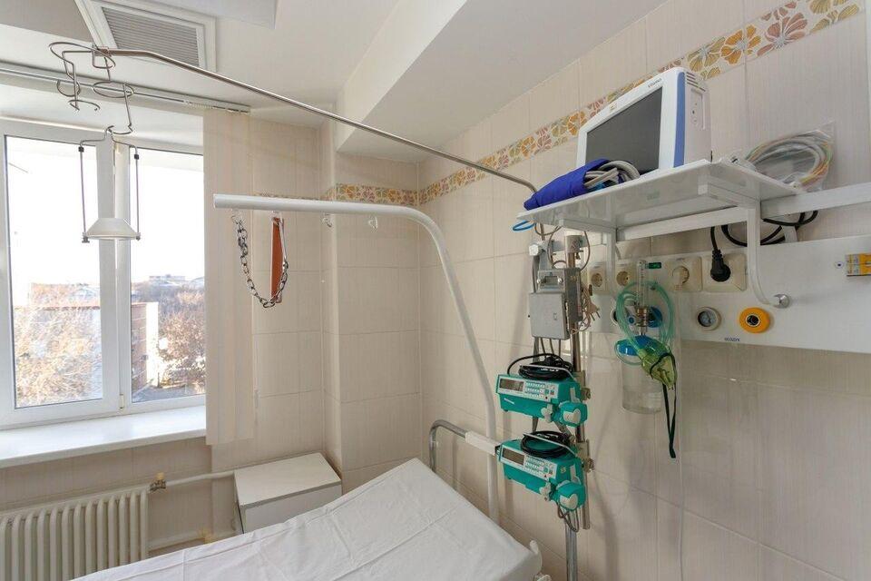 В «ковидный» госпиталь на базе роддома № 4 будут направлять беременных с СOVID-19