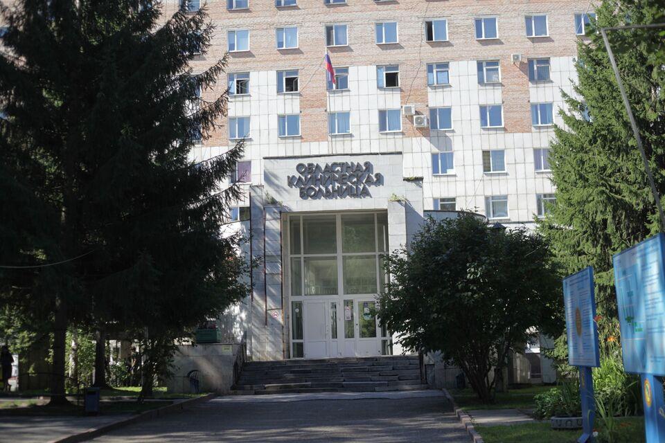 Три этажа в ТОКБ отдадут под больных COVID-19