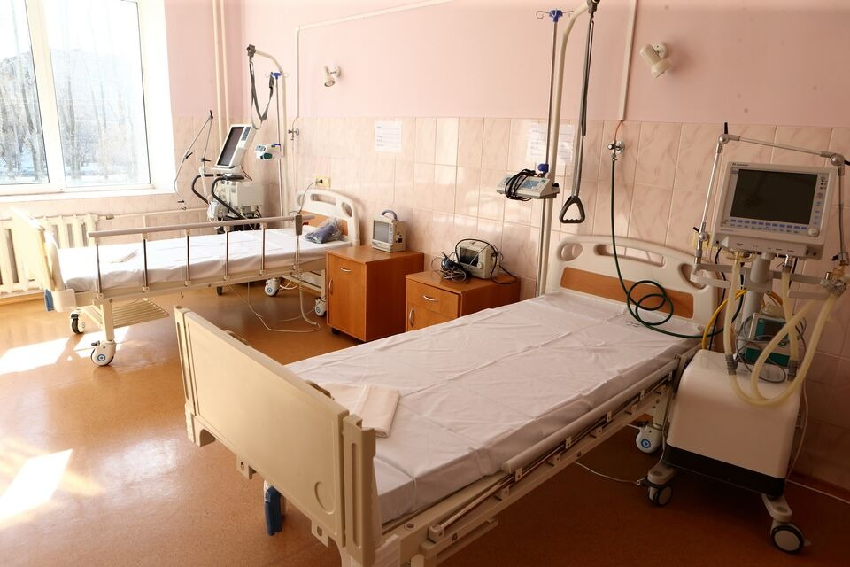 Коечный фонд ковид-госпиталей расширяется: томский оперштаб рассказал за счет чего