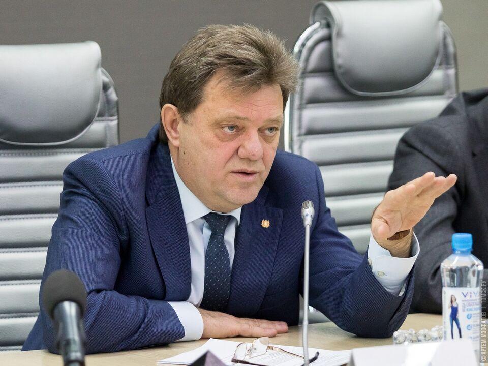 Очевидцы: мэра Томска Ивана Кляйна задержали во время совещания. Информация уточняется