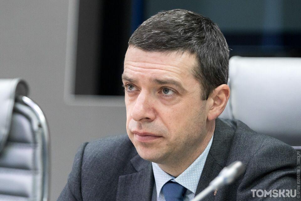 Михаил Ратнер станет временно исполняющим обязанности мэра Томска