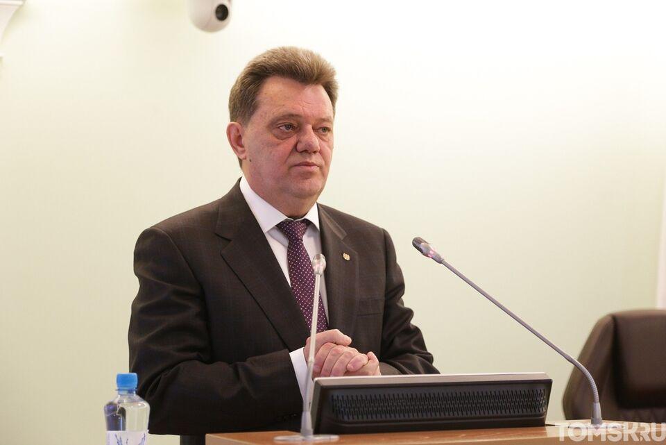 Ивана Кляйна отстранили от должности мэра Томска на время следствия