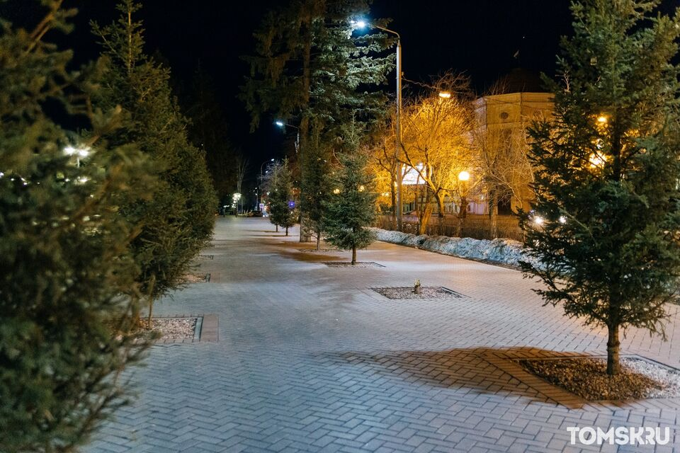 Фейерверка в новогоднюю ночь в Томске не будет