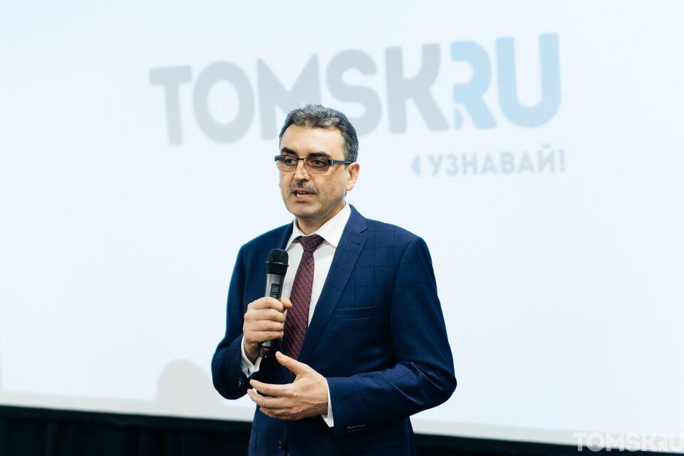 Эдуард Галажинский стал лучшим ректором в Сибирском федеральном округе