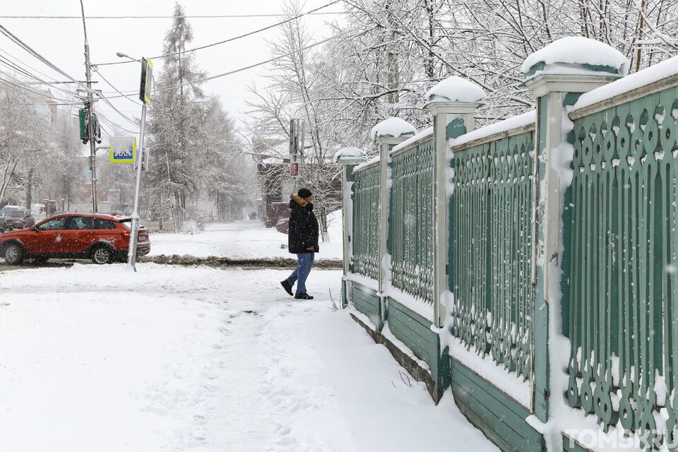 Медики зафиксировали 193 новых случая заражения COVID-19 в Томской области
