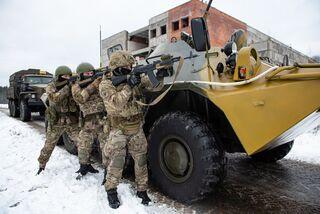 В Северске террористы «захватили» ядерный завод