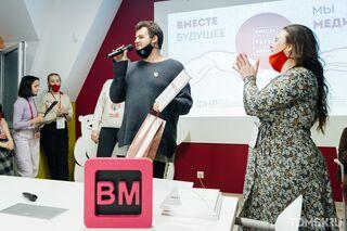 Tomsk.ru победил в двух номинациях на фестивале контента «Вместе медиа»