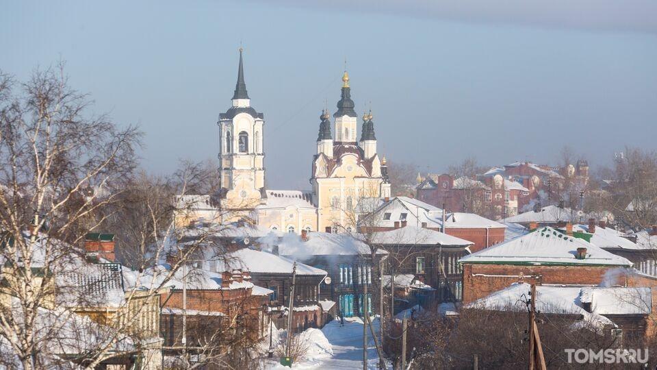 Томских священников пока не будут пускать в ковидарии