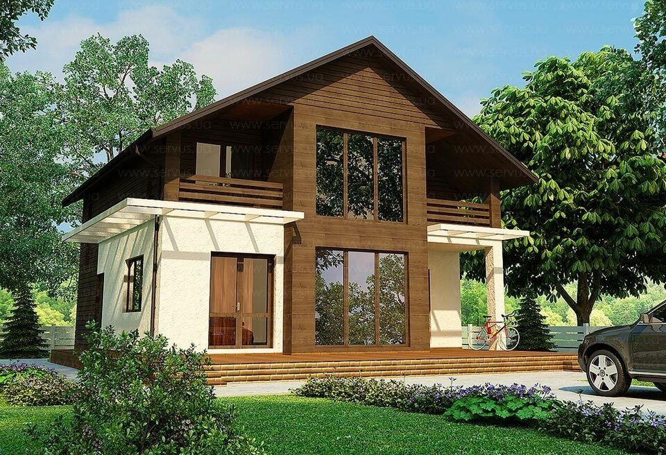 Каркасный дом под ключ от компании «Мечаево» - мечты сбываются