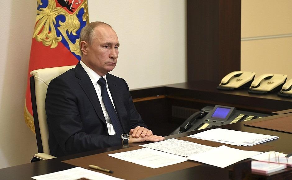 «Как только, так сразу»: Путин рассказал о том, когда будет открыта граница России