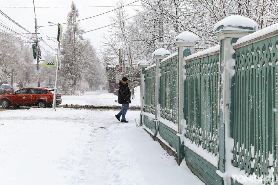 Больше 24 000: 193 новых случая заражения COVID-19 зафиксировали в Томской области