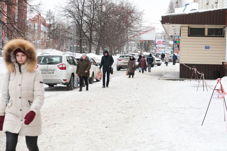 181 новый случай заражения COVID-19 обнаружили в Томской области