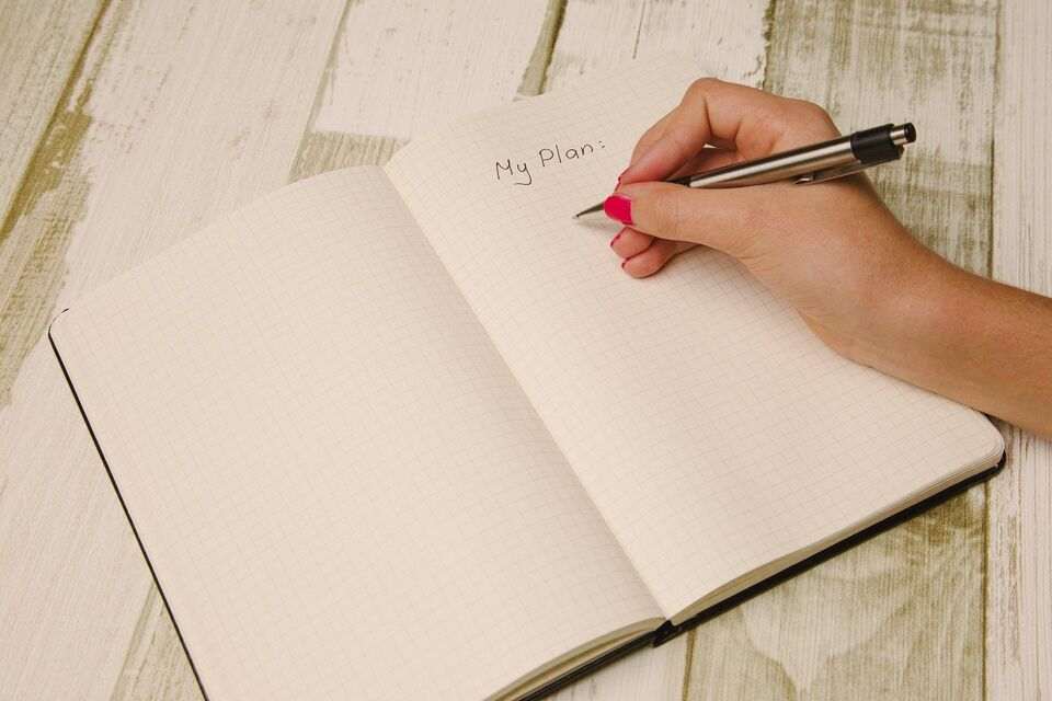 Чек-лист: как не убрать в стол планы на год