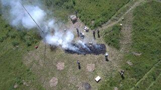 Сам себя снабжает топливом: ученые ТГУ воссоздали степной пожар, чтобы эффективнее с ним бороться