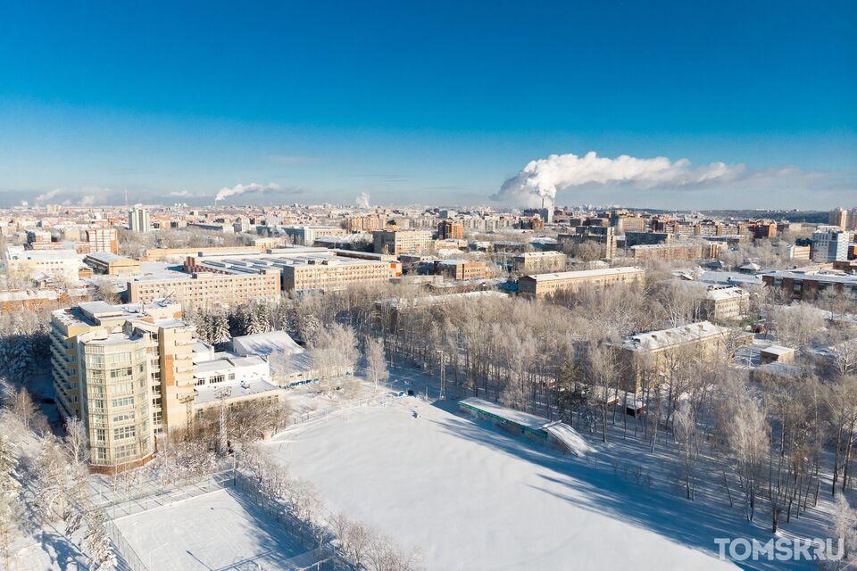 Переходный период и таблички на английском: в Томске обсуждают дизайн-код города