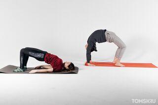 На 180 градусов: как йога изменила жизнь томича