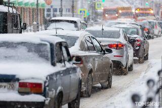 Семь самых загруженных перекрестков Томска. Разбор 🚥