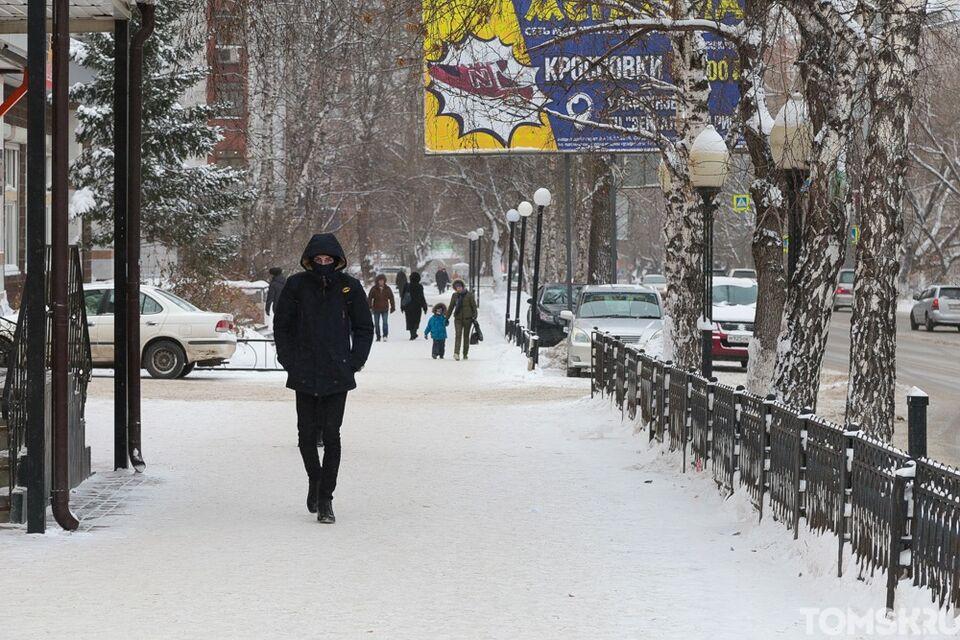 Еще 30 новых случаев заражения COVID-19 в Томской области