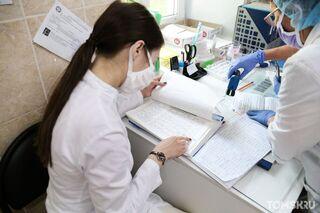 В Томской области идет снижение числа заболевших коронавирусом