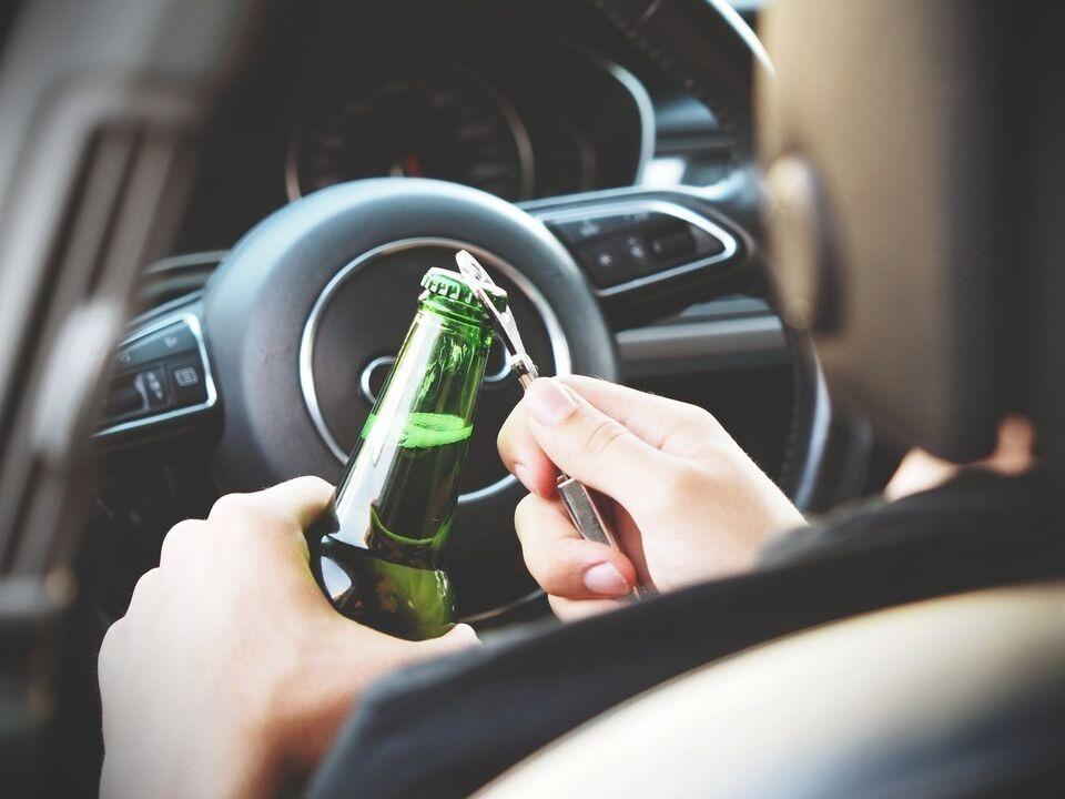 Житель Томской области в четвертый раз попался пьяным за рулем и получил срок