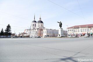 От строительства школ до благоустройства общественных пространств: мэрия отчиталась о процессе реализации нацпроектов в Томске