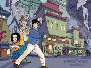 «Люди в черном» или «Приключения Джеки Чана»: старые-добрые мультсериалы из нулевых
