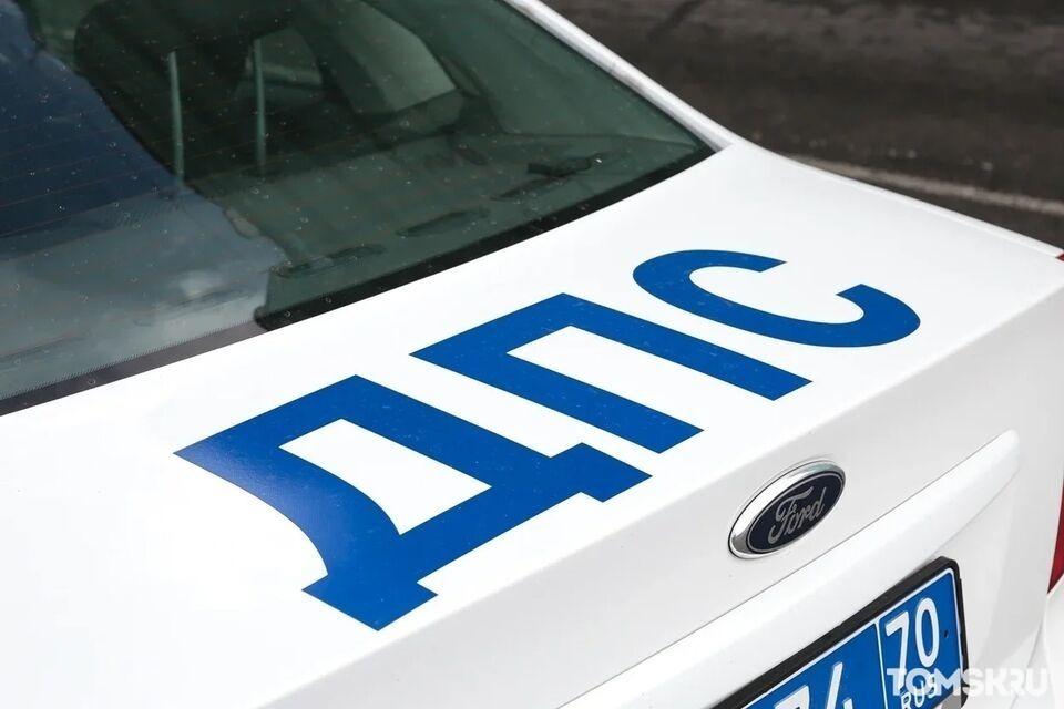 В Томске инспекторы ДПС поймали подростка за рулем