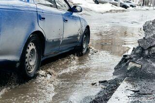 МЧС сообщили о возможном переливе дорог в Колпашевском районе