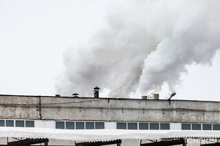 Томские ученые создали уничтожающий вредные выбросы материал