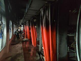 Около 60 тысяч цыплят погибли на Межениновской птицефабрике из-за пожара