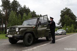 В Томске проходит Глобальная неделя безопасности дорожного движения