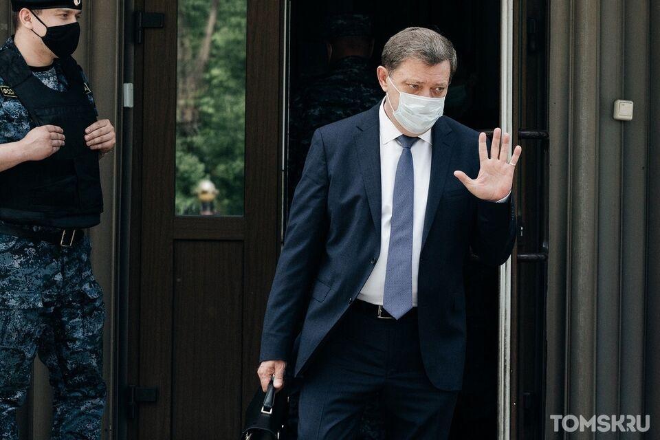 Продолжается суд по делу Ивана Кляйна: он будет ждать следующее заседание дома вместо больницы