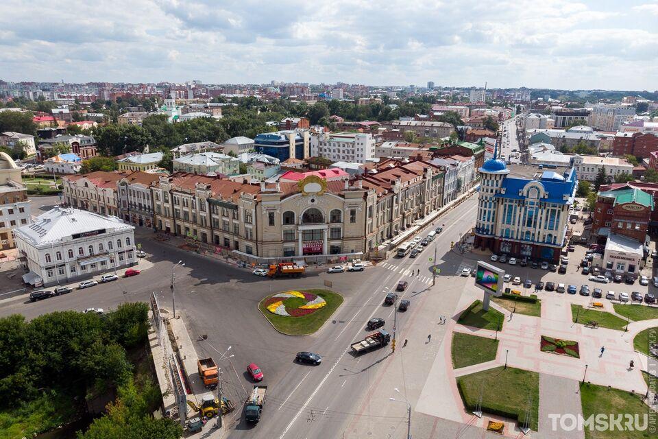 Дизайн-код Томска планируют принять в 2022 году. Смотрим в инфографике, что изменится