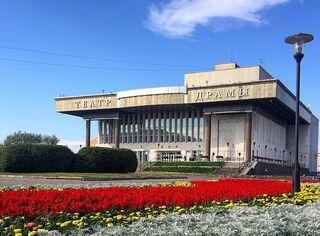 Спустя 30 лет Александринский театр приезжает в Томск с гастролями